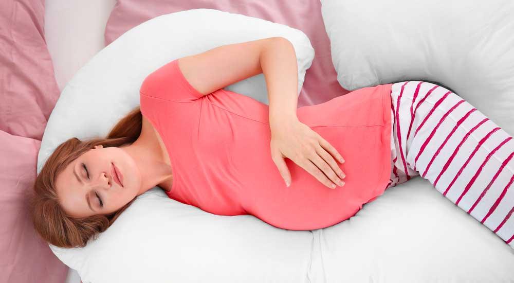 Coussin d'allaitement microbille